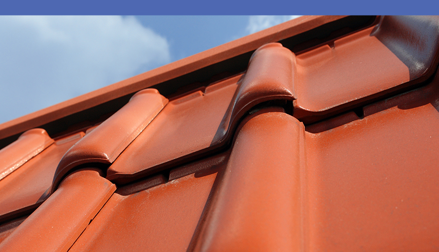 Red Roof Shingles