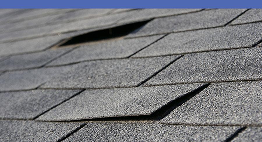 Gray Roof Shingles